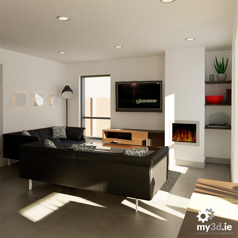 my3d.ie interior rendering
