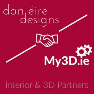 my3D Design collaboration with Dan-Eire Designs