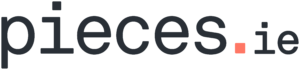 Pieces.ie logo