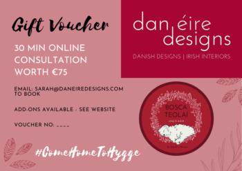 Dan-Éire Design 30min Voucher