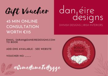 Dan-Éire Design 45min Voucher