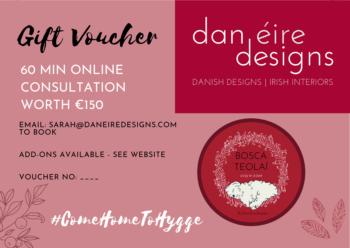 Dan-Éire Design 60min Voucher